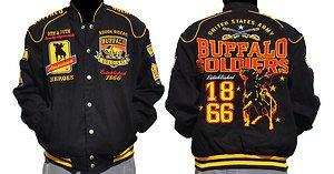 United States Army Buffalo Solider Race Jacket 1866 Buffalo Solider Coat L-5X