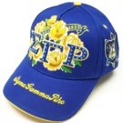 SIGMA GAMMA RHO Bling Bling Baseball Cap  Hat  NWT