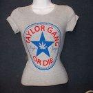 Womens Wiz Khalifa short sleeve T-shirt Taylor Gang short sleeve T shirt S-XL
