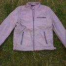 21 MEN Brown long sleeve biker military inspired jacket Casual Club Jacket L