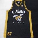 Alabama State Hornets College basketball Jersey College Jersey 4X NIB