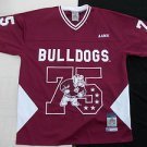 Alabama A&M University short sleeve College Football Jersey College Jersey M NEW