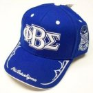 Mens Blue Phi Beta Sigma baseball Hat Cap Phi Beta Sigma adjustable Cap NEW