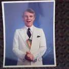 """STEVE MARTIN """"A WILD AND CRAZY GUY"""" Photograph Signed Re-production Album Photo"""