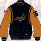 Boston Black Bee Negro League Jacket Wool Coat 6XL NWT
