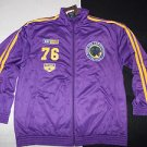 Prairie View A&M University Purple warm up suite trackjacket Prairie Panthers XL