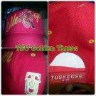Tuskegee State University TSU Captains Cap Golden Tigers Baseball Cap Hat