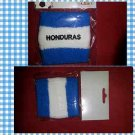 Wristband Honduras Soccer Team Wristbands Blue White Honduras wrist band 1PC