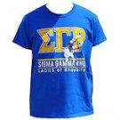 Sigma Gamma Rho short sleeve T shirt S-3X NWT Sigma Gamma Rho blue T shirt Tee