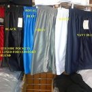 Mens Gray gym basketball shorts Mens polyester gym work out sports shorts S-4X