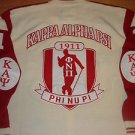 KAPPA ALPHA PSI Red long sleeve sweater NUPE SWEATER 5XL RED KAPPA SWEATER NWT