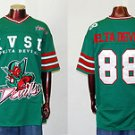 Short sleeve football jersey Missississippi Valley State football jersey S-4X