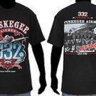 Tuskegee Airmen T shirt  Tuskegee Airman short sleeve T-shirt  Top M-5X
