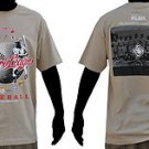Negro League Baseball T shirt L-5X Tan Negro League short sleeve T shirt NWT