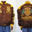 IOTA PHI THETA brown Long sleeve Jacket Coat M-4XL