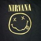 NIRVANA Black short sleeve T shirt NWOT S-3XL 80'S Tee Nirvana short sleeve Tee