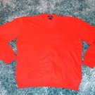Mens red long sleeve sweater by Cherokee bousenberry long sleeve sweater 2X 3X