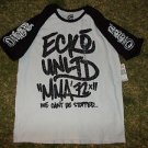 ECKO UNLTD short sleeve T shirt Black White Ecko UNLTD short sleeve T shirt L-XL