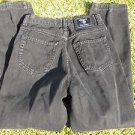 VERSACE Black denim jean pants Mens black jeans Black denim jean pants 26WX32L