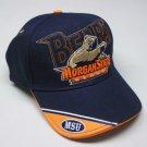 Morgan State University Baseball Cap Hat Mogan State Bears Reflex baseball Cap