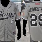 Negro League short sleeve Baseball Jersey M-5X  Grays Homestead NLBM