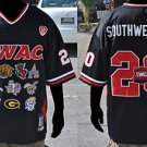 SWAC Conference short sleeve Football jersey SWAC CONFERENCE Football Jersey M-4