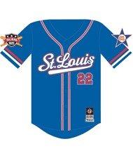 St. Louis Stars Negro League Baseball Jersey 3XL,4XL