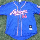 NEGRO LEAGUE  JERSEY Atlanta Black Cracker Negro League Baseball Jersey L-5X