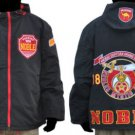 NOBAL Shriner Masonic Mason Windbreaker Jacket A.E.A.O.N.M.S SHRINERS M-4X