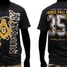Masonic Freemason Prince Hall Masonic T-Shirt Masonic Dog Tag T-shirt  M-4X