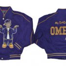 OMEGA PSI PHI PURPLE JACKET  Omega Psi Phi Kids Jacket My Dad is an OMEGA