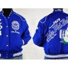 Zeta Phi Beta Blue Jacket SML-4XL Nascar Jacket New