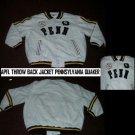 Pennsylvania Quaker Football Jacket APFL Wool Throwback Football Varsity Jacket