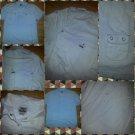 White short sleeve polo shirt Kanji White polo shirt Mens White Polo shirt 2X