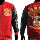 Ancient Egyptian Arabic Order Nobel Mystic Shriner's Jacket Wool Coat AEAO M-5X