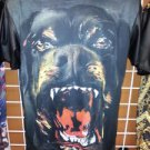 Sublimation Rottweiler short sleeve T-SHIRT Dog Head image T shirt M-2X