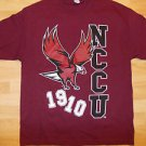 North Carolina Central University Short sleeve T shirt  NCCU EAGLES T shirt XL