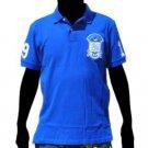 PHI BETA SIGMA blue short sleeve polo shirt Phi Beta Sigma Polo shirt M-4X
