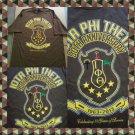 IOTA PHI THETA BROWN SHORT SLEEVE T-SHIRT 50 YEAR ANNIVERSARY T-SHIRT  M-4X