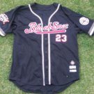 Negro League Jersey Baltimore Black Sox Black Negro League Baseball Jersey M-4X