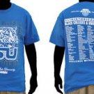 Tennessee State University Short sleeve T shirt HSBC College T-shirt M-4X
