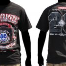 Black Crackers Black Negro League short sleeve T shirt Negro League T Shirt  M-4