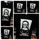 BAD RELIGION Black short sleeve T shirt 80'S short sleeve rock band Tee S-XL #2