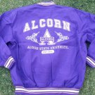 Alcorn State University Long sleeve College Jacket Alcorn State Braves 2X