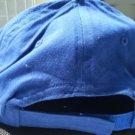 BLUE BASEBALL CAP VELCRO STRAP SOLID ROYAL BLUE BASEBALL HAT BLUE BASEBALL CAP