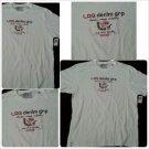 LRG Lifted Research Group white short sleeve T shirt Mens LRG T Shirt 4X NWT
