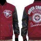 North Carolina Central Wool Varsity Jacket HSBC NCCU LETTERMAN JACKET M-5X  #2