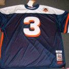 Newark Bears Long Sleeve Football APFL THROWBACK FOOTBALL JERSEY 4XL