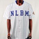 Womens Negro League Baseball Jersey S-3X Womens blue pin stripe baseball jersey