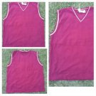 Mens burgundy sleeveless V Neck Sweater Arizona Mens V neck sweater XLT